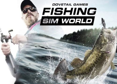 Fishing Sim World Gameplay Trailer