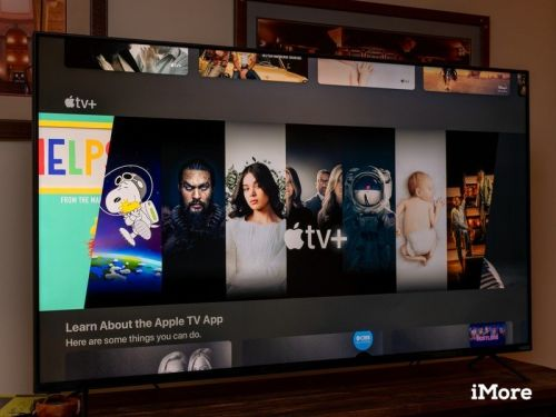 Apple TV+ is the only streaming service not surging during the pandemic