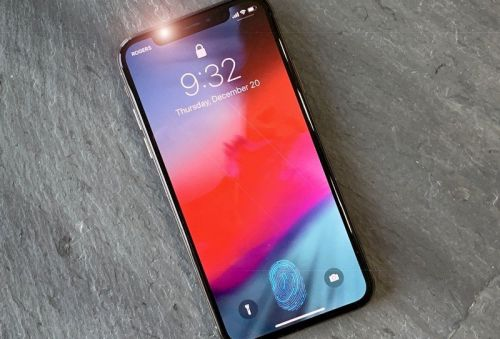 Apple patent points to in-display Touch ID and Face ID for future devices
