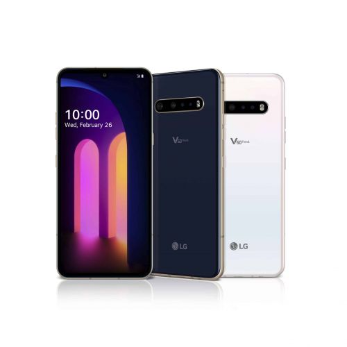 LG V60 ThinQ Goes Official With Massive 5,000mAh Battery