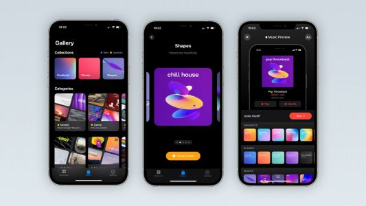 'Denim' playlist artwork creator gets major update with Music app integration, more