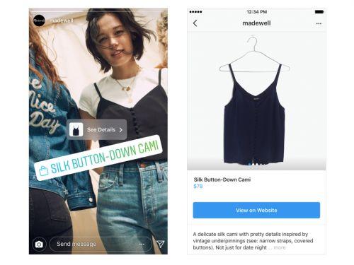 Instagram Brings Shopping To 46 Countries, Says It Wants To Inspire