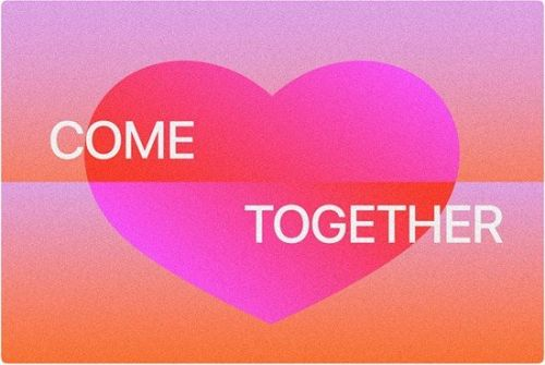 """Apple Music launches """"Come Together"""" collection of uplifting music"""