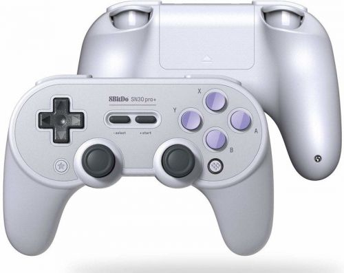 Game on with 8bitdo Sn30 Pro+ Bluetooth Gamepad this Cyber Monday!
