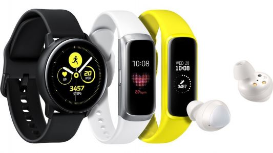 Samsung's Older Smartwatches Will Be Updated With Galaxy Watch Active Features