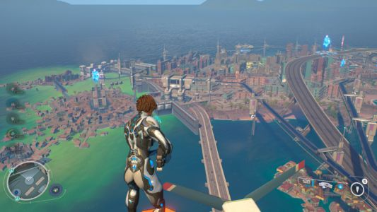 Crackdown 3 review: Half-baked action with tasty triple-jumping