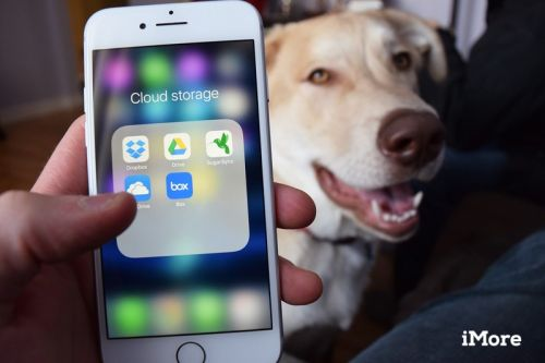 Best cloud storage apps for iPhone and iPad