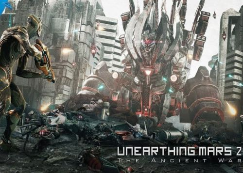 Unearthing Mars 2 VR Shooter Launches On PSVR Sept 18th
