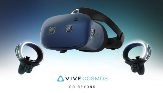 New HTC Vive Cosmos controllers look a lot like Oculus Touch