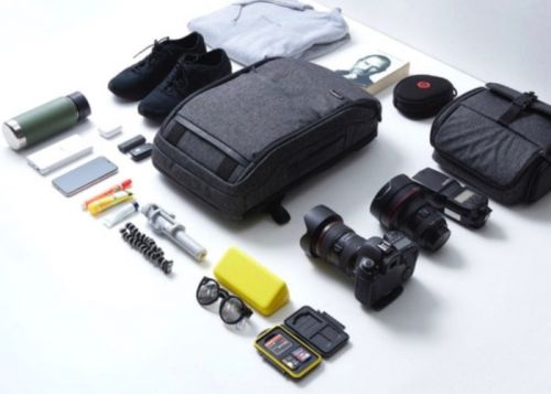X3 series everyday carry backpack