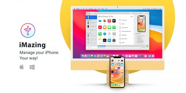 Get 30% off iMazing, the best backup manager and data transfer tool for your iPhone and iPad