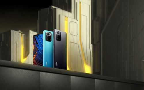 POCO X3 GT officially announced with Dimensity 1100 SoC