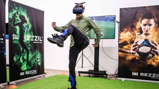 How VR made me a better football player