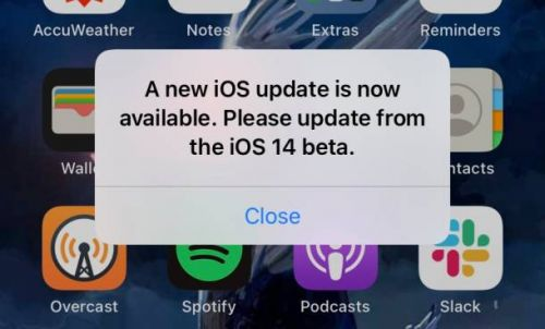 Apple releases iOS 14.2 GM with a fix for the 'new iOS update' bug