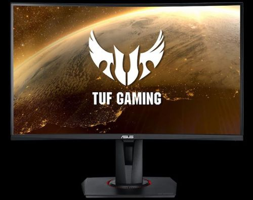 Faster & TUFer Gaming: The ASUS VG27WQ 27-Inch 165Hz Curved Monitor w/ FreeSync