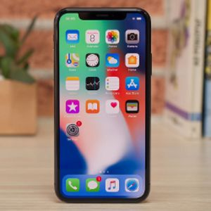 Apple's Smart Battery Case for the iPhone XS also works with the iPhone X