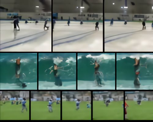 DeepMind's AI learns to generate realistic videos by watching YouTube clips