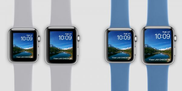 Apple registers six new Apple Watch models in Eurasian database ahead of announcement next month