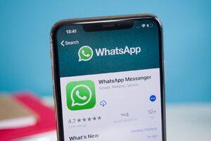 New WhatsApp beta reveals a long-awaited advanced search option and more secure backups