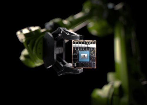 NVIDIA robot artificial intelligence module now available from $1,100