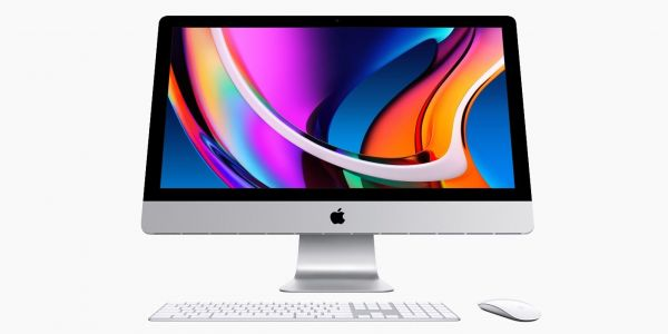 Apple updates 27-inch iMac with new 10th-gen Intel CPUs, T2 chip and a 1080p webcam