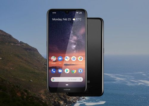 Nokia 3.2 lands in India tomorrow