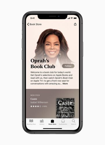 Oprah says 'Caste' might be the most important title for Book Club