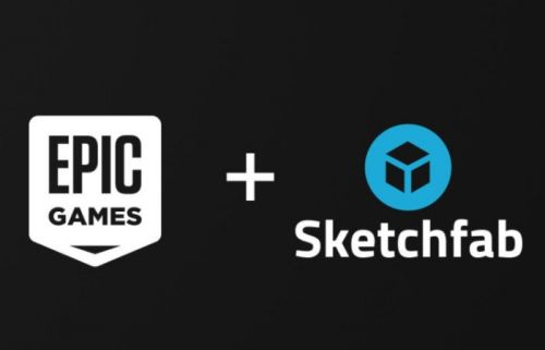 Epic Games acquires Sketchfab 3D object library fees reduced to 12%