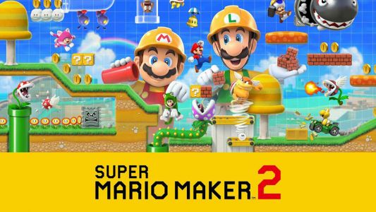 Super Mario Maker 2 is making its way to Switch this June