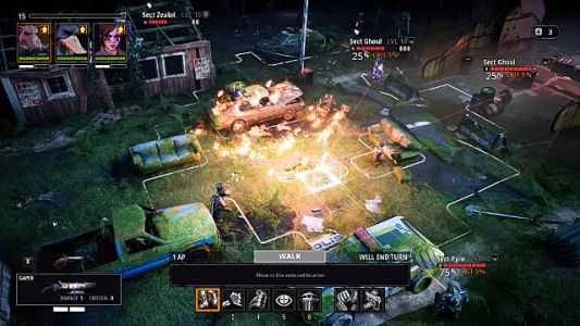 Mutant Year Zero: Road to Eden is Coming to Xbox Game Pass