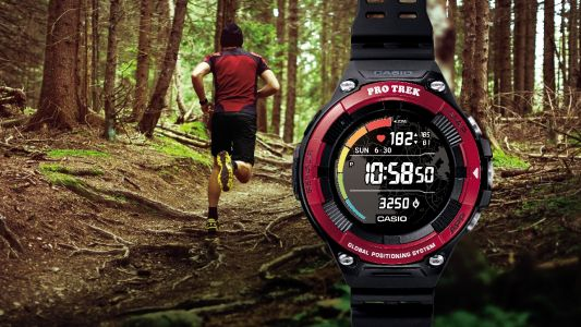 Casio Pro Trek WSD-F21HR has a headline feature most rivals already offer