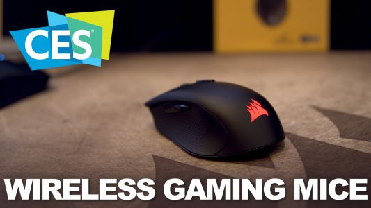 CES 2019: Corsair brings sub-1MS response to wireless mice