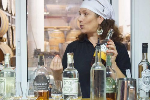 Whiskey Takes Off in Israel