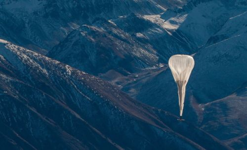 Alphabet's Loon to deliver internet in Kenya via balloons