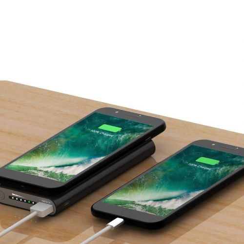 Keep your phone charged with $13 off JarvMobile's Qi charging power bank