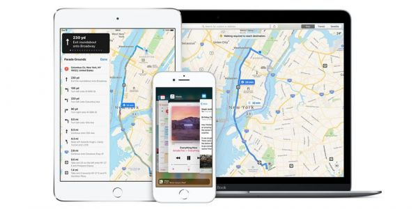 How to add secondary destinations in Apple Maps while navigating