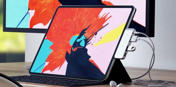 Satechi's iPad Pro USB-C hub with HDMI, USB-A, and headphone port launches with $45 promo