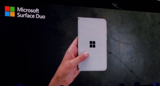 This Surface Duo Feature Is Apparently Microsoft's Take On Cover Display