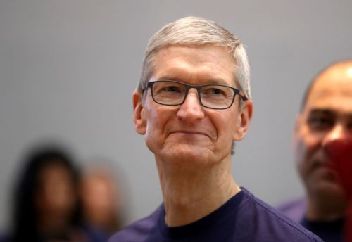 Tim Cook defends using Google as primary search engine on Apple devices