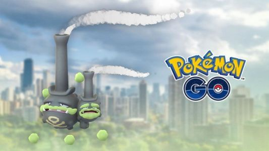 Pokémon Go: Galarian Weezing is here!