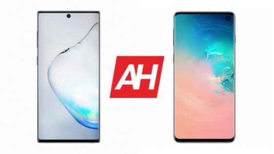 Phone Comparisons: Samsung Galaxy Note 10 vs Samsung Galaxy S10