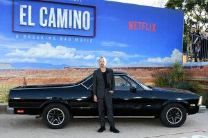 Netflix releases El Camino: A Breaking Bad Movie, to rave reviews
