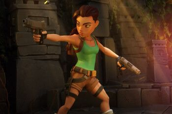 Lara Croft returns to mobile with Tomb Raider Reloaded