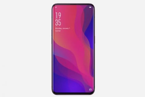 Oppo Find X Is Coming To The UK