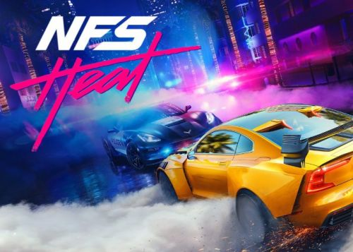 Need for Speed Heat racing game launches November 8th