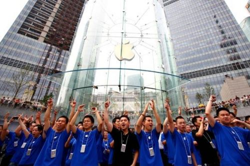 Apple's iPhone Was The Top-Selling Phone During Alibaba's Singles Day