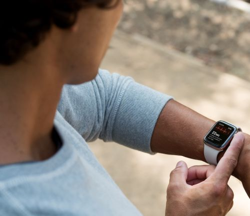 Jeff Williams Says Apple Watch's ECG App is 'Huge Opportunity' to Empower People About Their Health