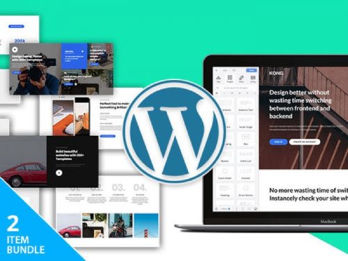 Sunday Deals: WordPress Build + Host Bundle: Lifetime Subscription, Save 96%