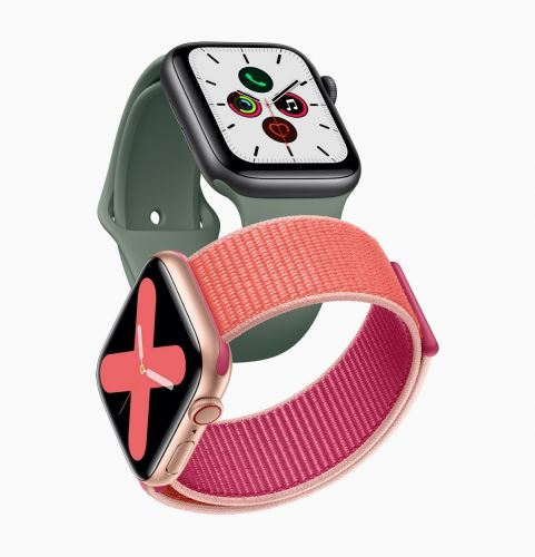 Apple's Next-Gen Apple Watch Could Feature Touch ID