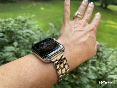 Review: JUUK Ovollo Apple Watch Band is gorgeous and feminine